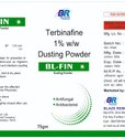 Terbinafine Dusting Powder(BL-FIN)