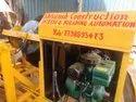 Concrete Mixer Machine With Hydraulic Hopper
