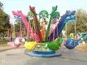 Giraffe Flying Chair Amusement Ride