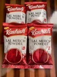 200g Mirchi Powder, Packaging Type: Packet