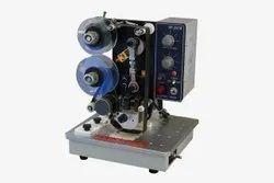 Semi Auto Ribbon Codding Machine