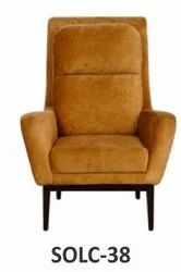 Sunny Overseas Modern SOLC-38 Single Seater Sofa, Living Room, Seating Capacity: 1 Person