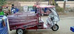 Commercial Battery Loader E Rickshaw