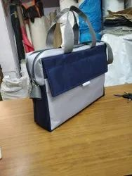 Multicolor Polyster Laptop Bags