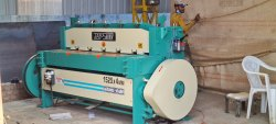 1500 X 4 mm ms shearing machine