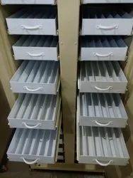 Slide Cabinet- Closed Pack Manner