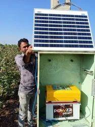 Solar Fencing Panel
