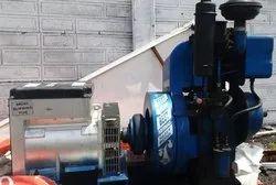 5 kVA PATEL MARSHAL Generator Set, Single Phase
