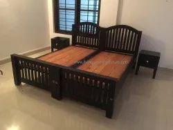LRF Modern Single Cot Wooden Beds