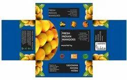 Export Quality Mango Box