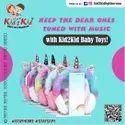 Kid2kid Color Full Unicorn Headphones