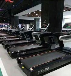 Complete gym setup solution