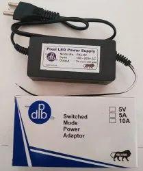 DPB Smps Pixel LED Power Supply, Output Voltage: 5v, Input Voltage Range: 150 - 265v Ac