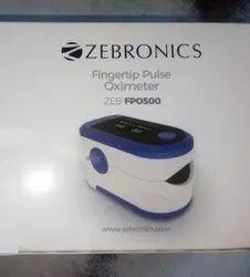 Zebronics Oximeter