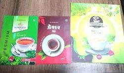 Tea packing pouch