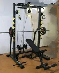 Multi Functional Gym Rack (bench optional)