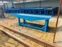 Interlocking Tiles Vibration Table Machine