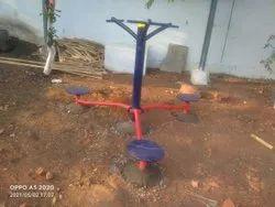 Outdoor Gym Equipment Manufacturer