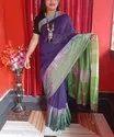 Khadi Cotton Mahapar Weaving Sarees