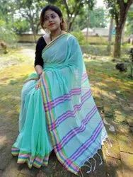 Cotton Casual Wear Saree