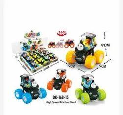 Plastic Friction toys