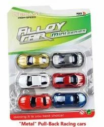 Pull Back Toy Car