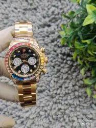 Rolex Rainbow Watch For Men.