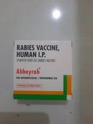Rabipur Injection, Prescription
