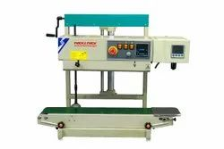 Heavy Continuous Bag Sealer With Nitrogen Flushing