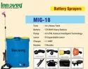 MIG-18 Battery Powered Knapsack Sprayer