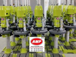 25 Mm Pillar Type Drill Machine
