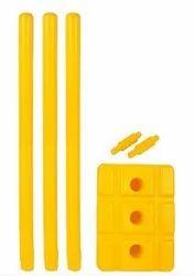 Plastic Wicket Set