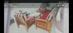 Design wooden Designer Sofa Set, For Home, Hall