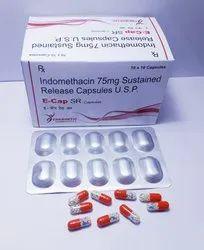 Indomethacin 75 Mg Sr Capsule