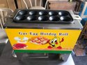 Gas Egg Roll Snack Maker Egg Stick Sausage Making Machine
