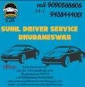 Driver Service Bhubaneswar.hourly Driver/ Day Basis Driver Service Provided In Bhubaneswar.
