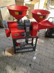 Commercial Combined Mill With Petrol Engine