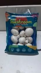 Button Mushroom, Packaging Type: Packet