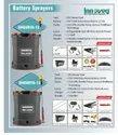 Battery Spray Pump Shouraya 14