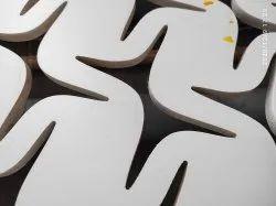 Mdf Jali, Cnc, Size/Dimension: 4x8 Feet Sheet