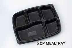 Mix Plet With Leed Disposable Plate, Size: 5cp