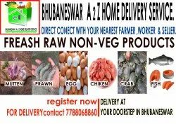 Freshwater Prawns Home Delivery, Packaging Type: Packet