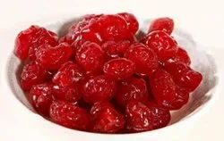 A Grade Red Cherry, Packaging Type: Plastic Bag