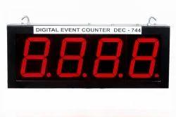 4 Digits Digital Counter