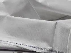Plain Linen Shirting Fabric, Machine wash, 120 Gsm