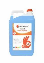 Hand Sanitizer 5 Liter Can