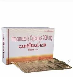 Canditral 200 Mg Capsule