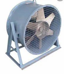 Industrial Tubular Man Cooler Fan