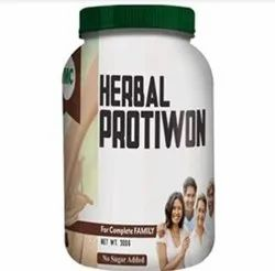 Herbal Protiwon For Complete Family, Packaging Size: 300 Gm, Non prescription