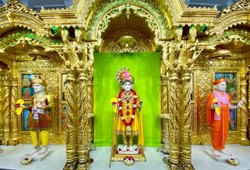 God Singhasan